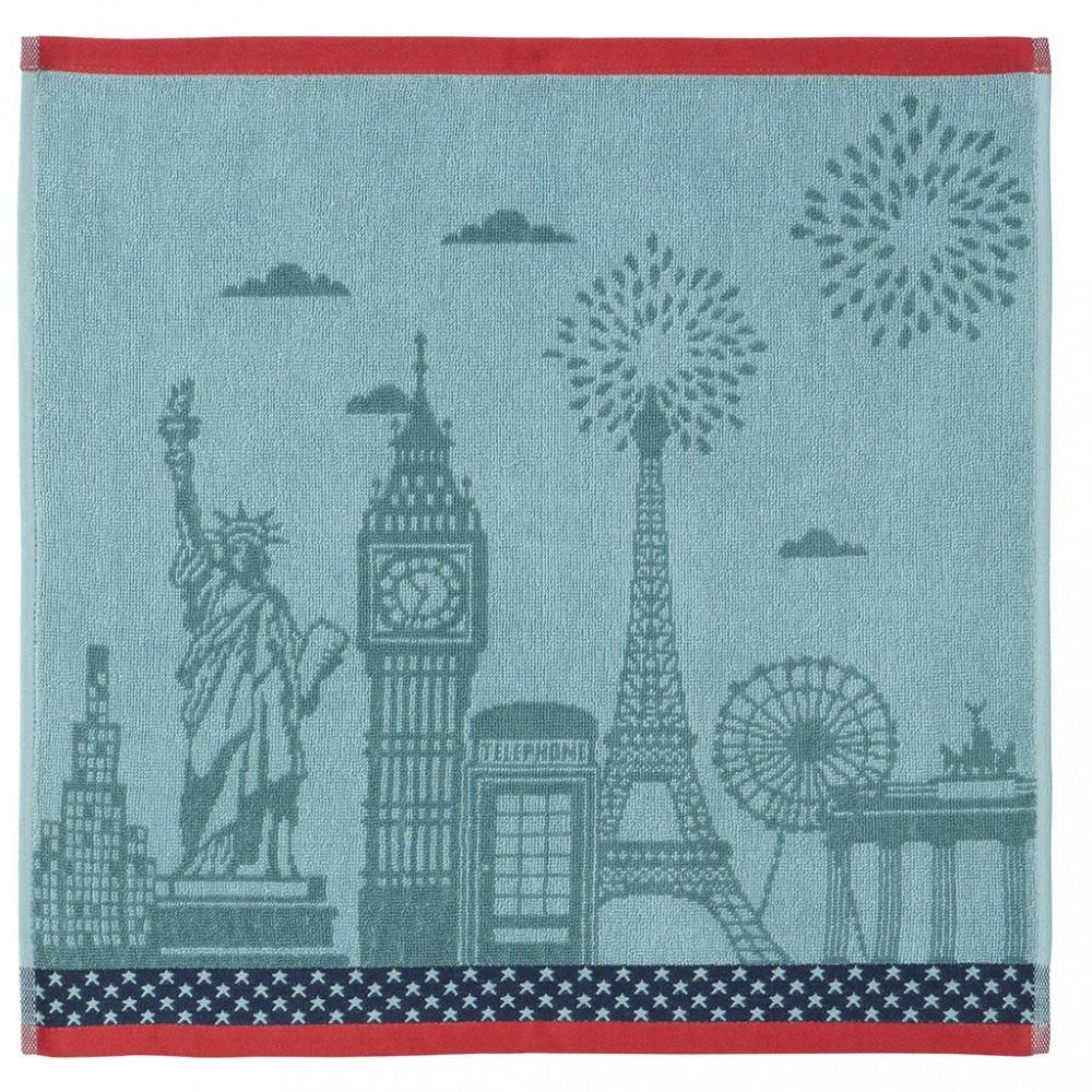 Terry Tea Towel - Cities