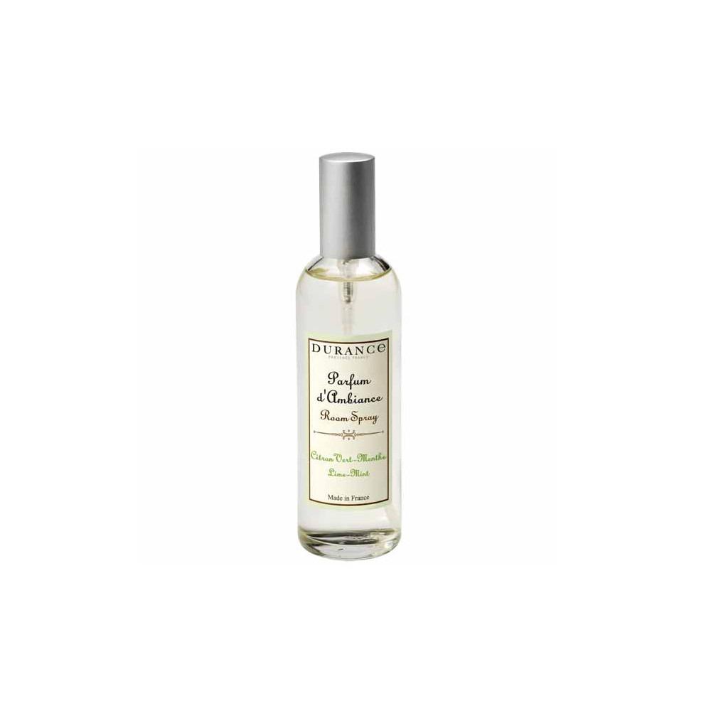 Durance Lime Mint Room Spray 100ml