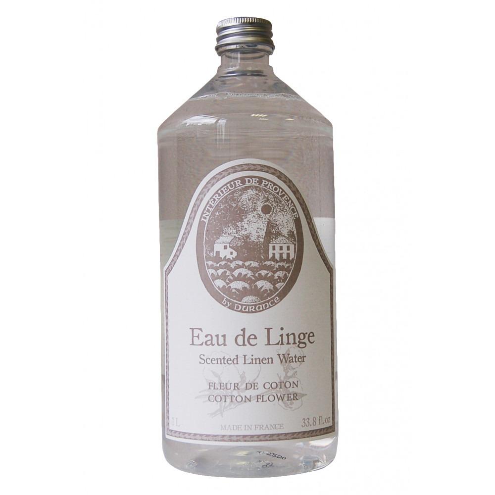 Durance Fleur de Cotton Ironing Water 1 Litre