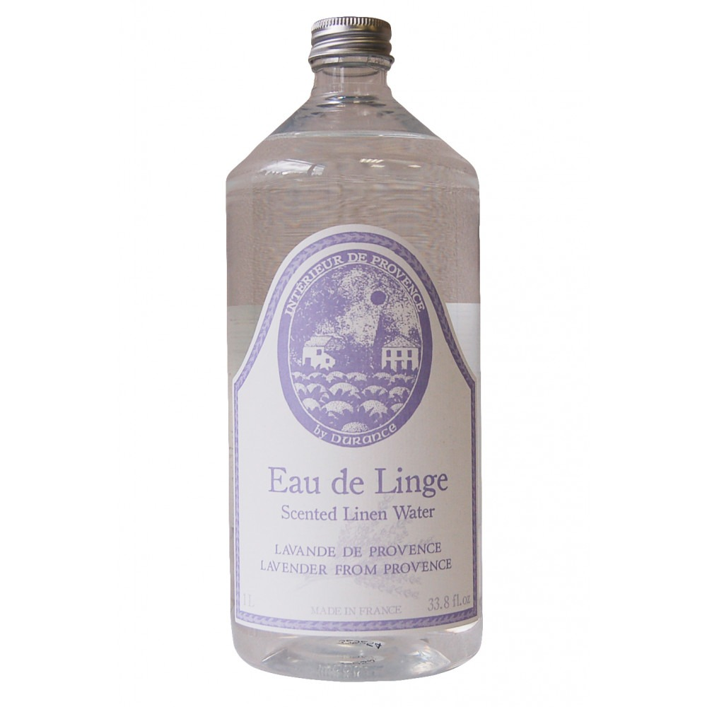Durance Lavende de Provence Ironing Water 1 Litre