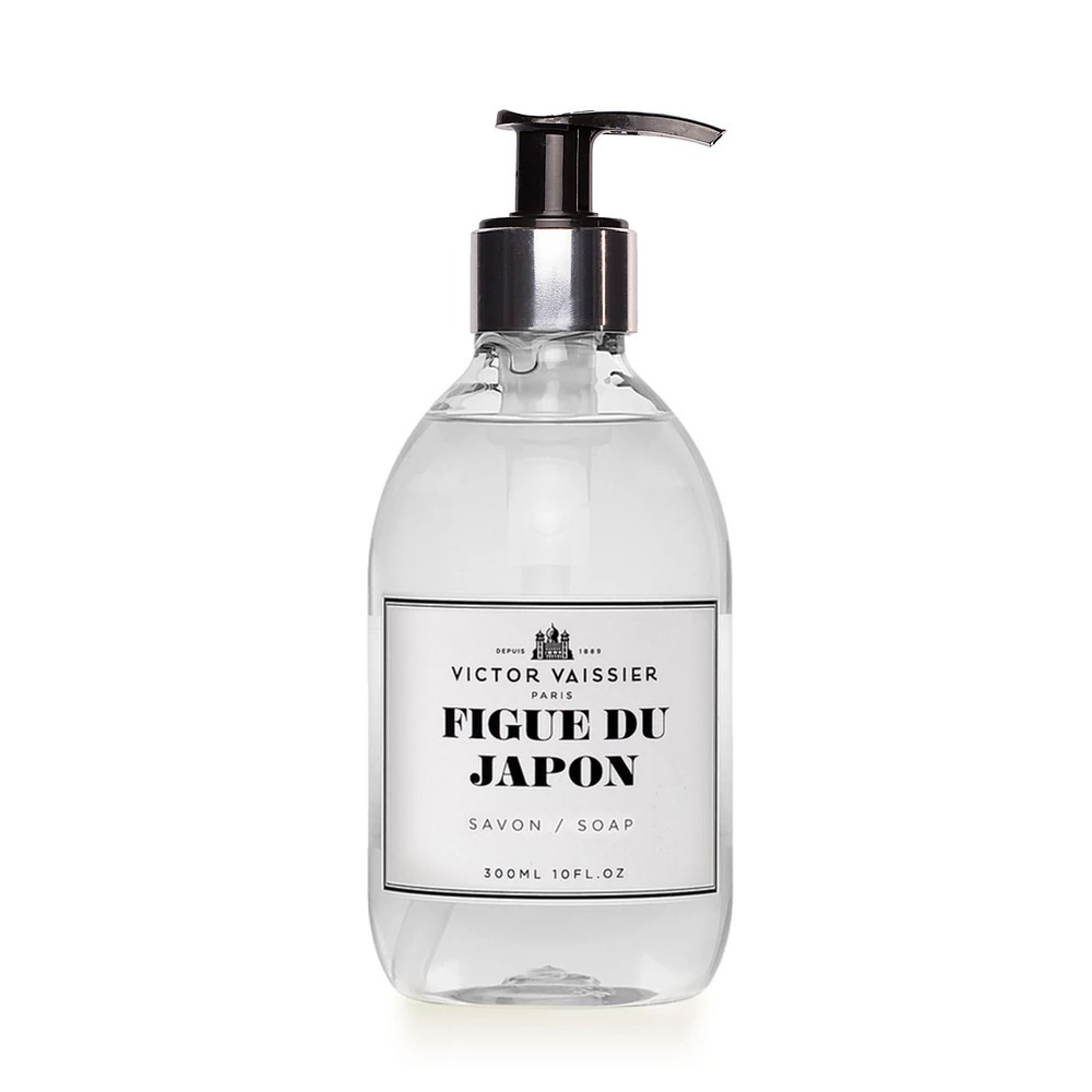 Victor Vaissier Figue Du Japon Perfumed Liquid Soap
