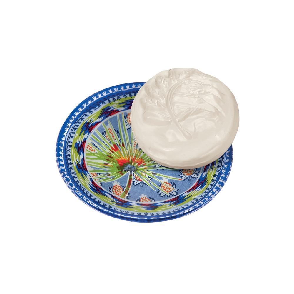 Fragonard Santal Cardamome Soap & Soap Dish