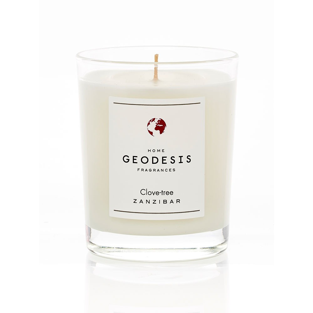 Geodesis Clove Tree Scented Candle 180g