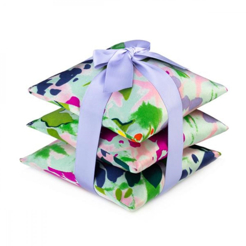 Impressions Silk Scented Sachet Set
