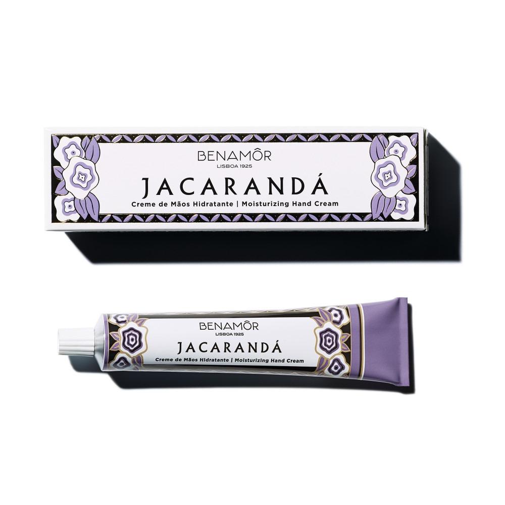 Benamor Jacaranda Moisturising Hand Cream 50ml