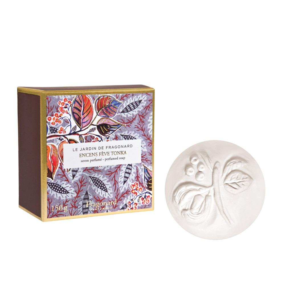 Le Jardin De Fragonard Encens - Feve Tonka 150g soap