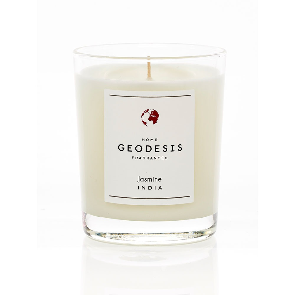 Geodesis Jasmine Scented Candle 180g