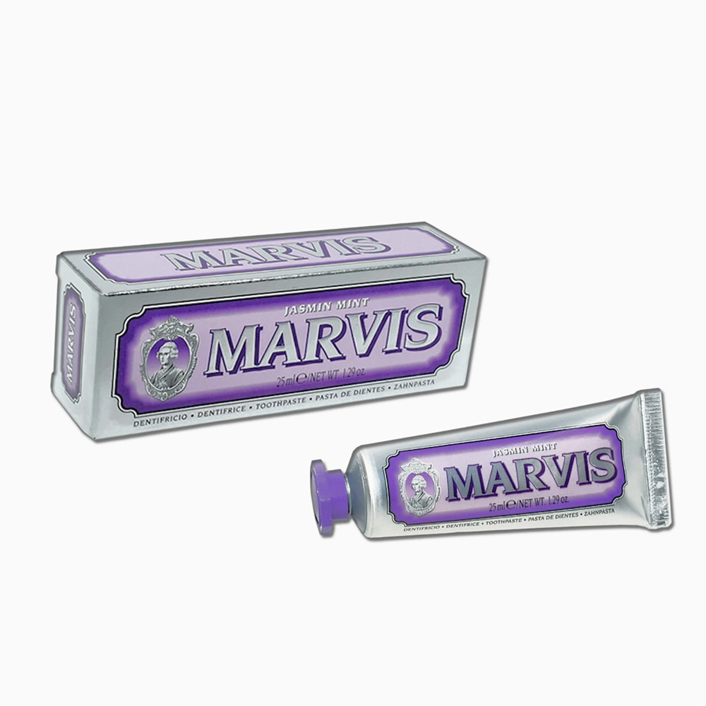 Marvis toothpaste jasmin mint 25 ml
