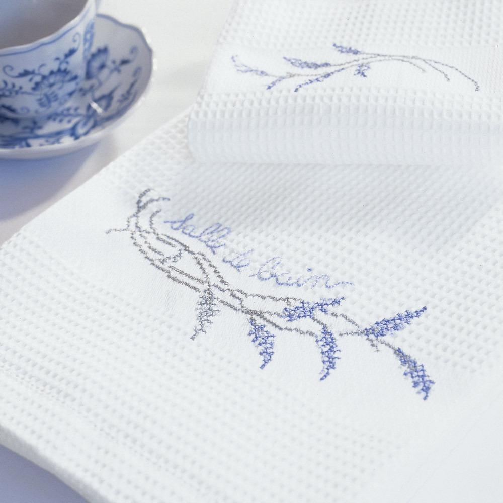 Lavender Sprig Guest Towels