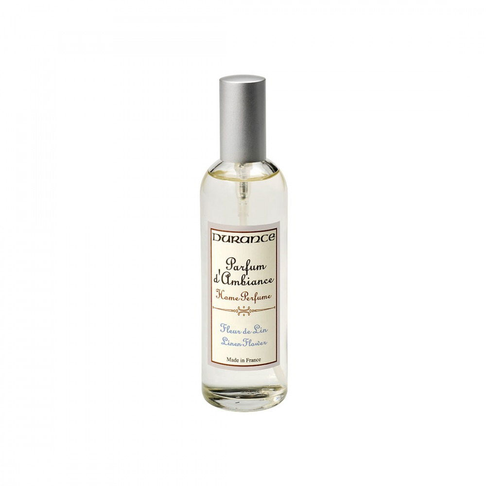 Durance Linen Flower Room Spray 100ml