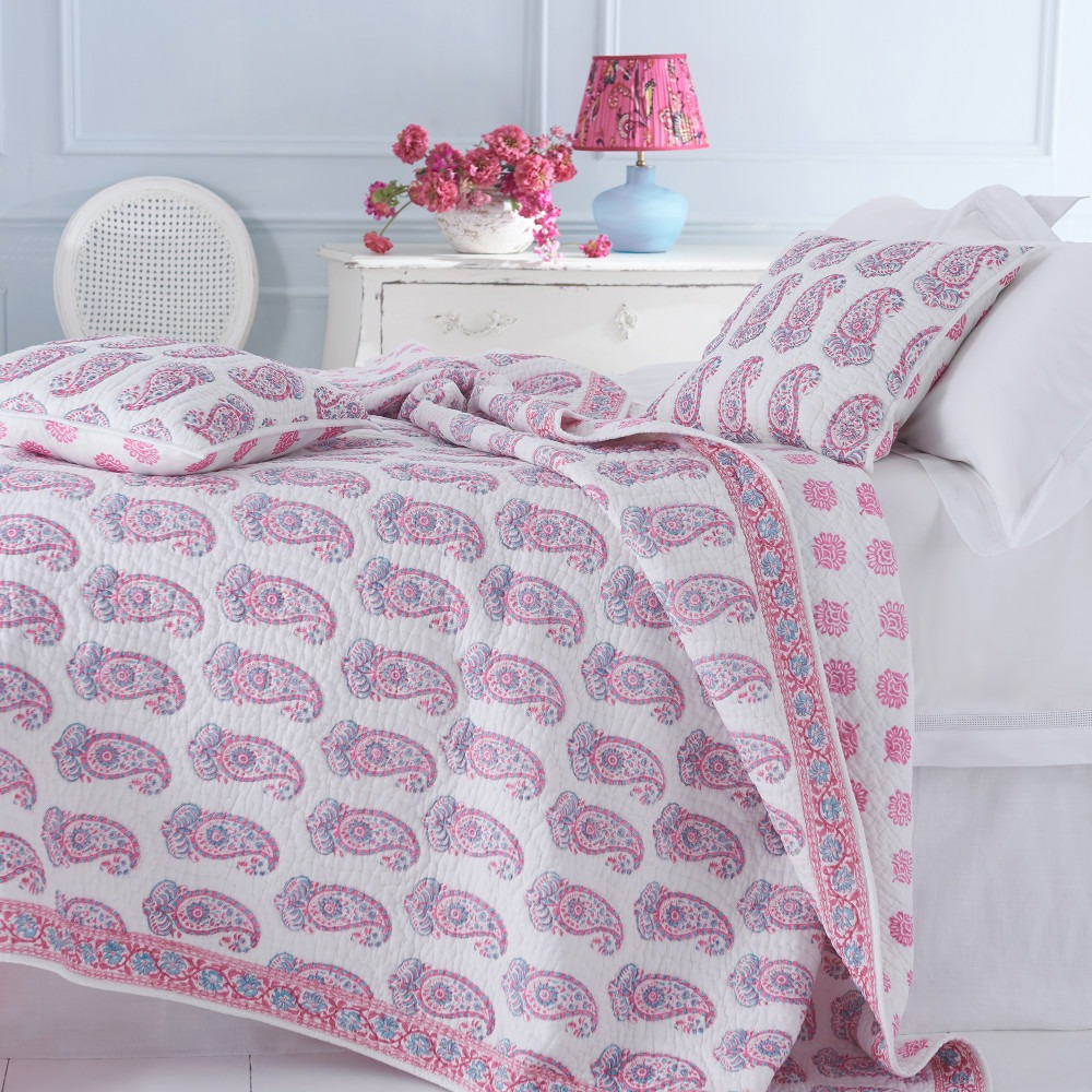 Madelaine Quilts And Cushions