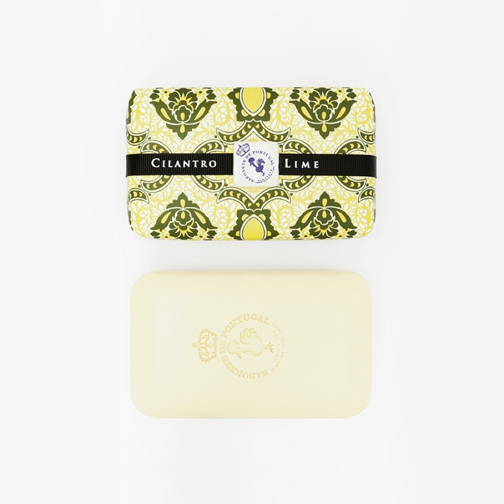 Castelbel Cilantro And Lime Tile Soap 300g