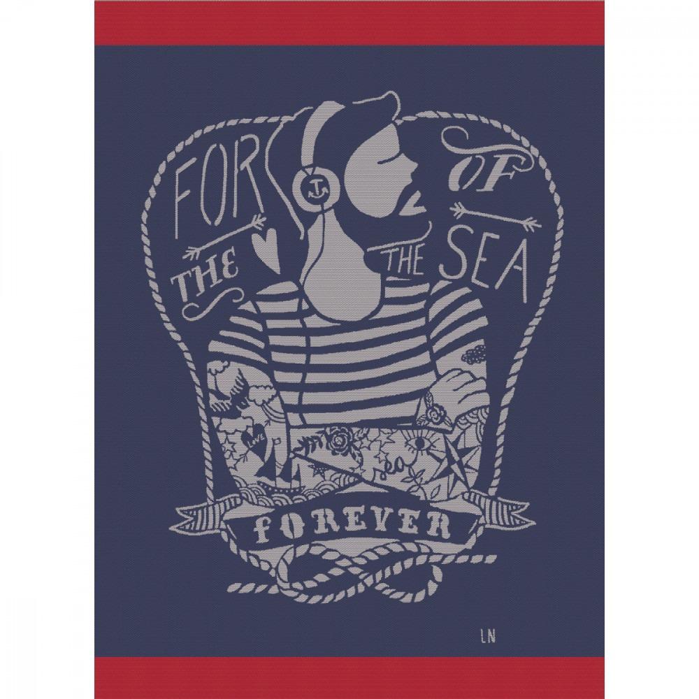 Moutet Tea Towel Marin