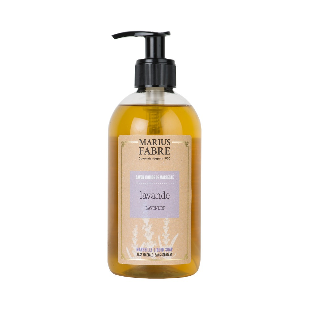 Marius Fabre Liquid Soap Lavender 400ml