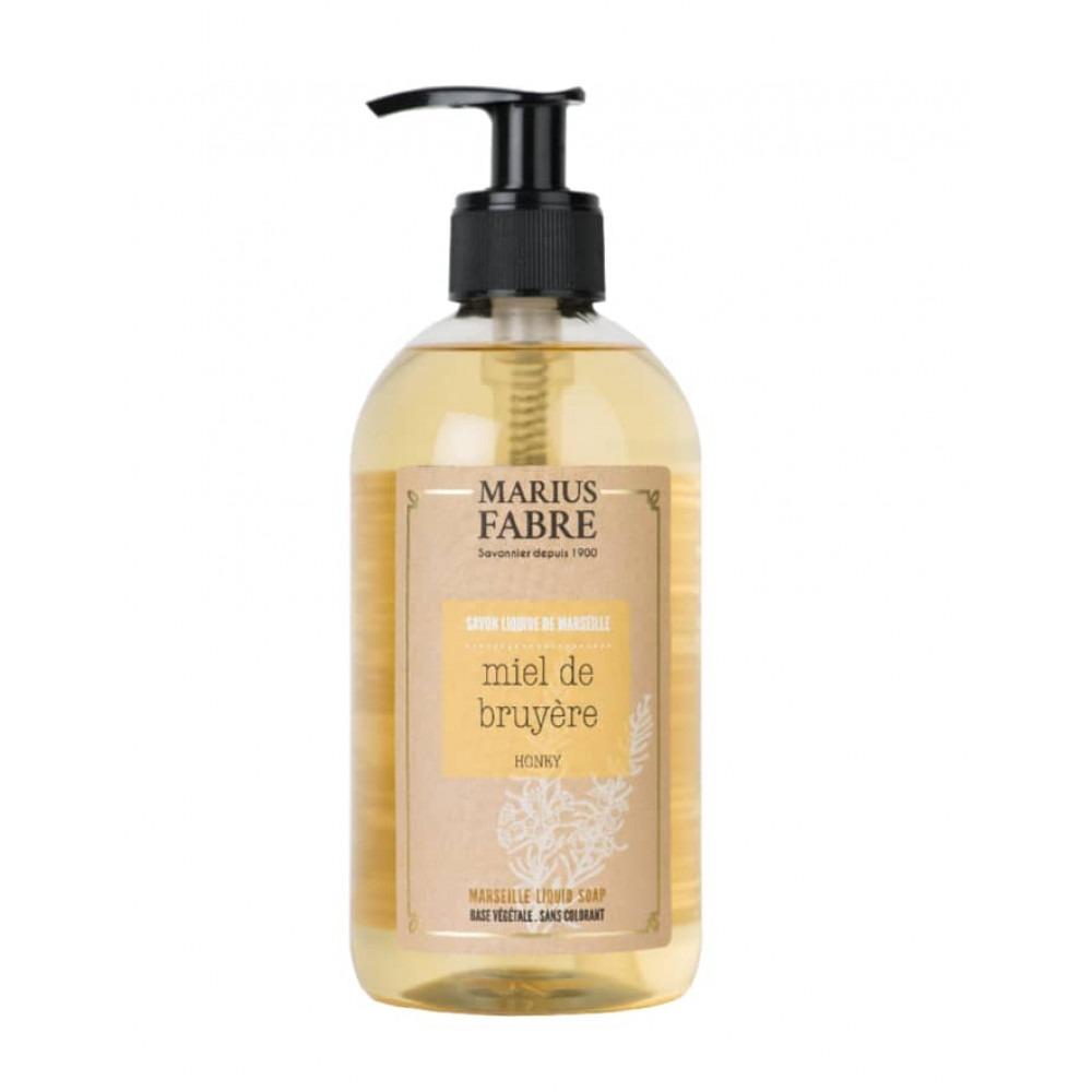 Marius Fabre Liquid Soap Honey 400ml