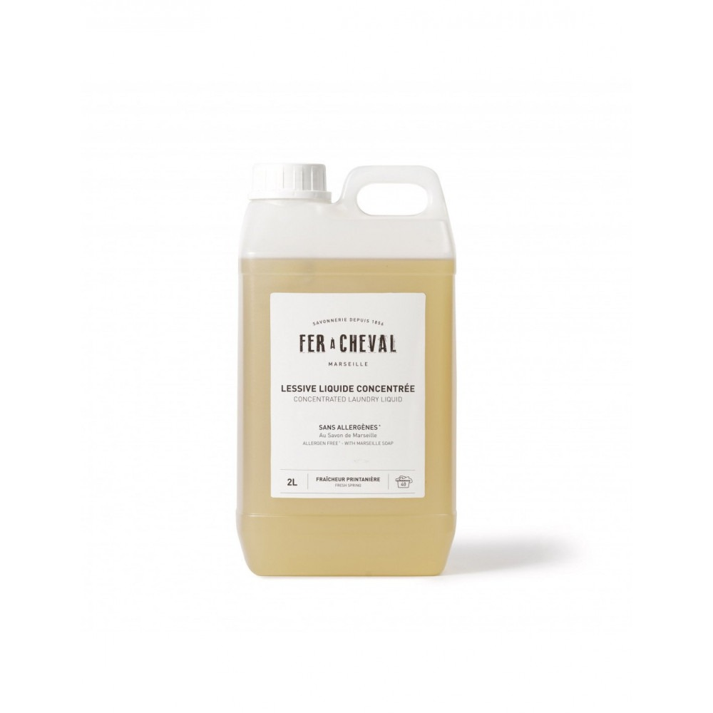 Fer a Cheval Concentrated Laundry Liquid 2 Litre