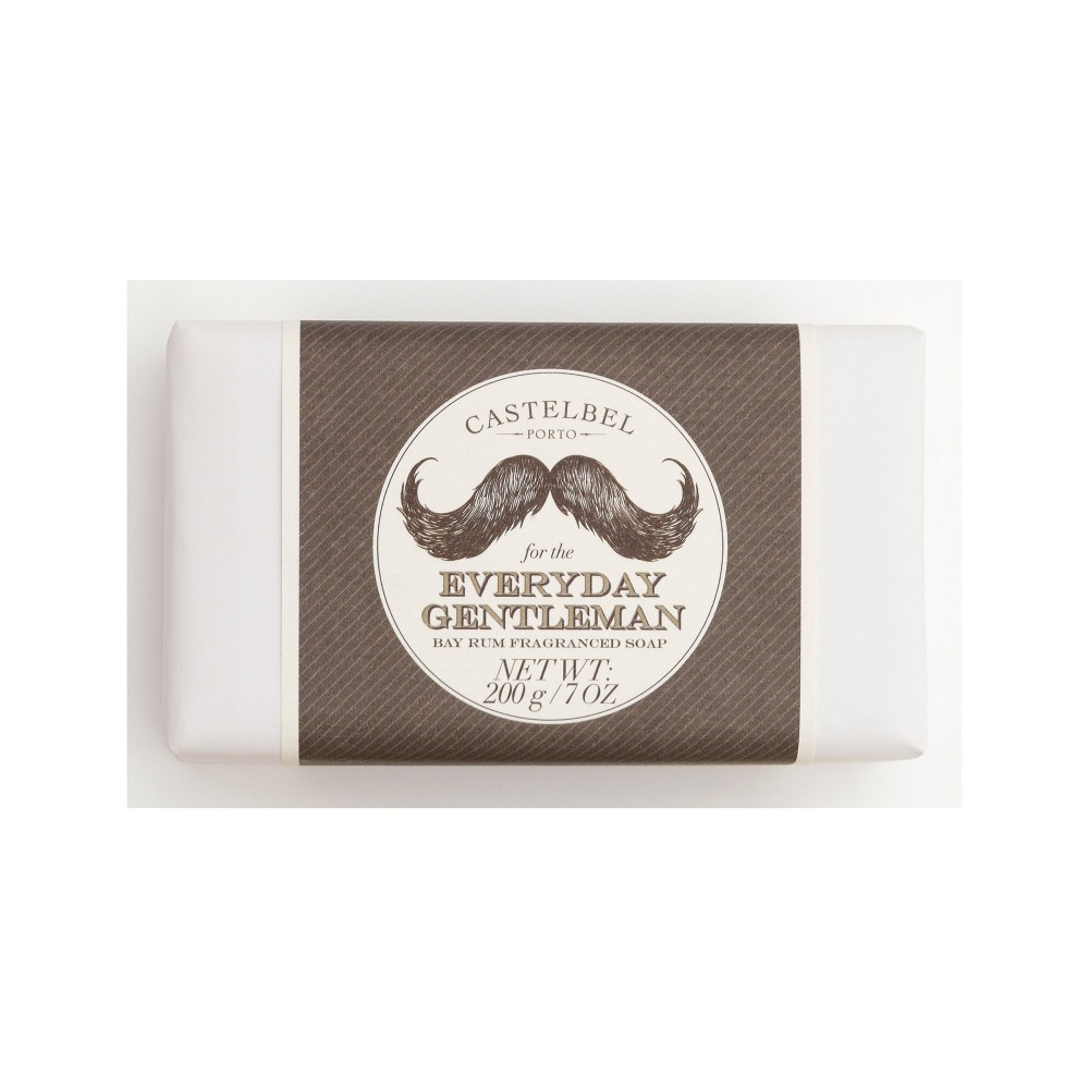 For The Everyday Gentleman – Bay Rum Soap