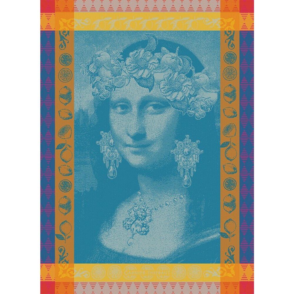 Garnier Thiebaut Mona Lisa Tea Towel