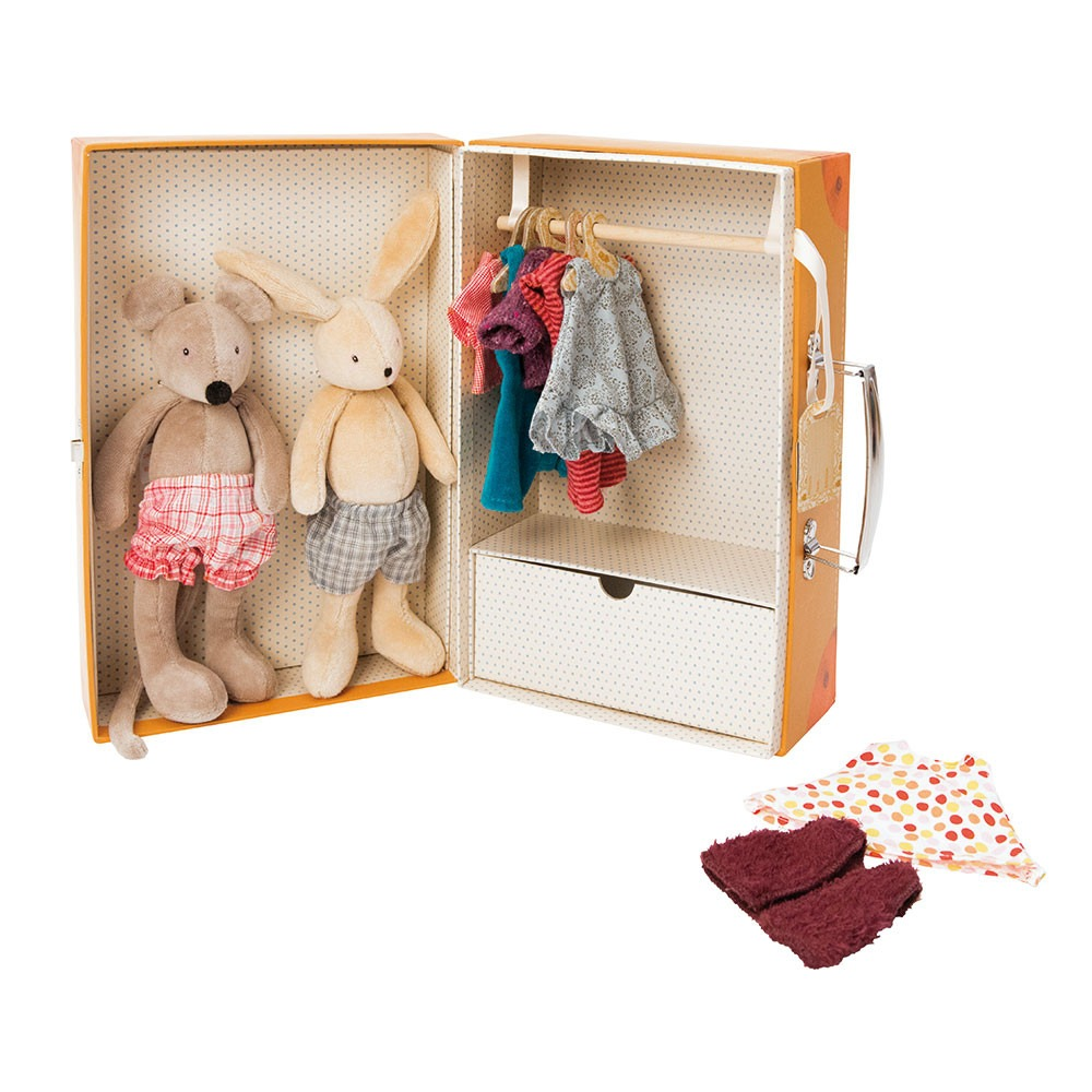 Moulin Roty Little Wardrobe