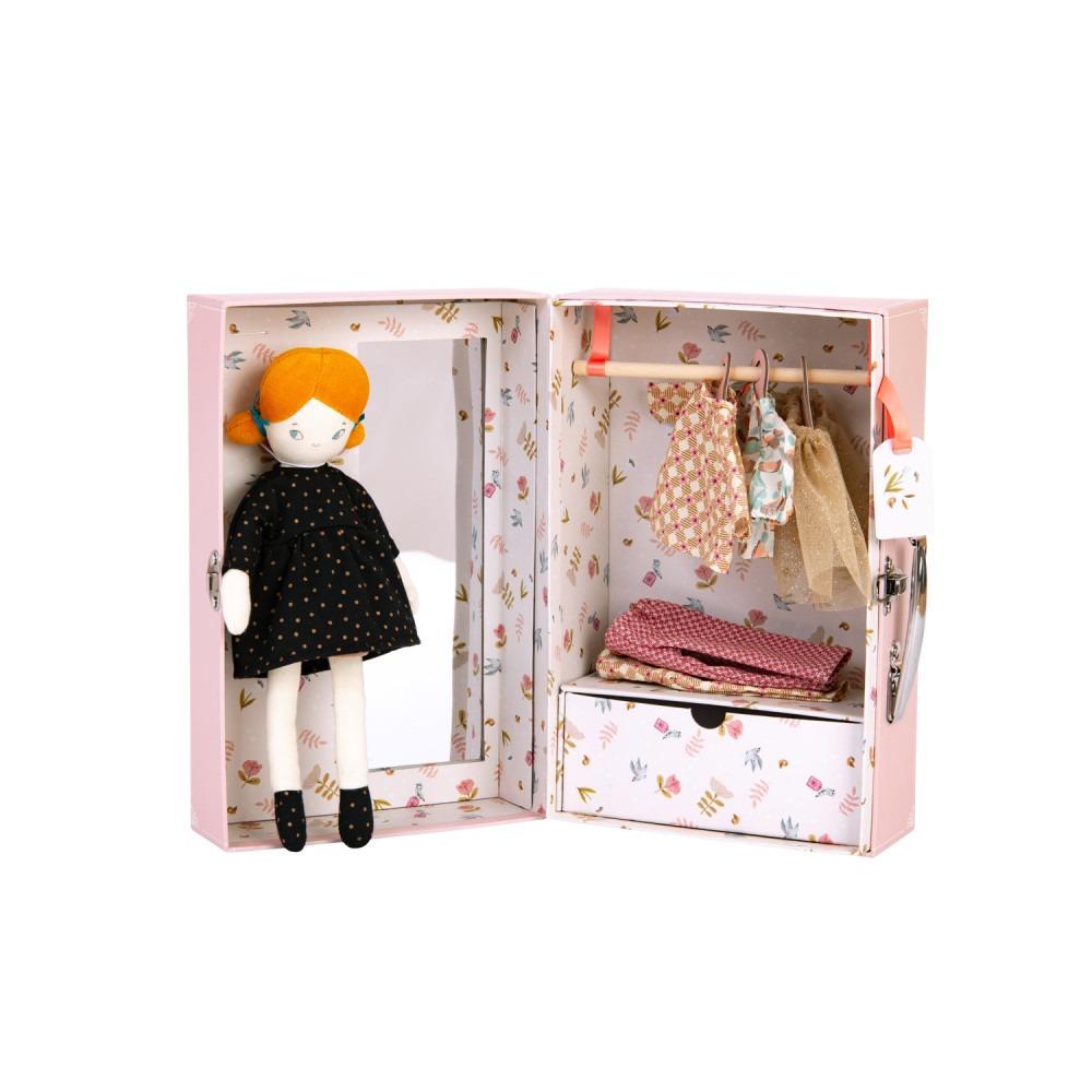 Moulin Roty Little Wardrobe Blanche