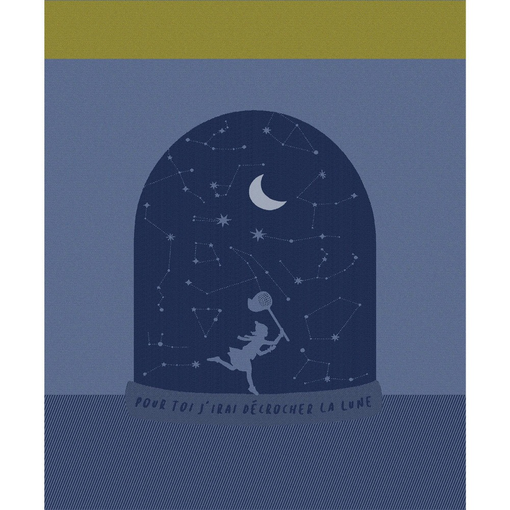 Moutet Tea Towel Constellation