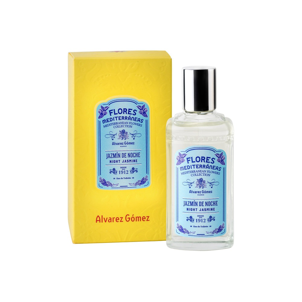 Alvarez Gomez EDT Night Jasmine 80ml