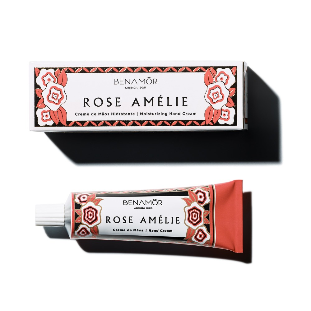 Benamor Rose Amelie Protective Hand Cream 30ml