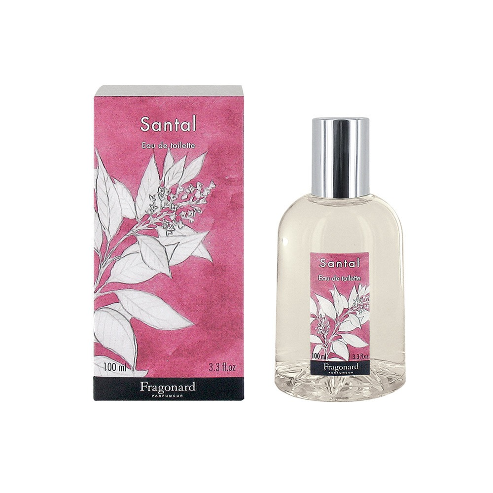 Fragonard Santal eau de toilette 100ml