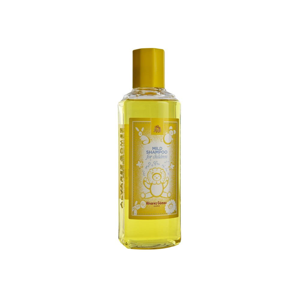 Alvarez Gomez childrens shampoo 300ml