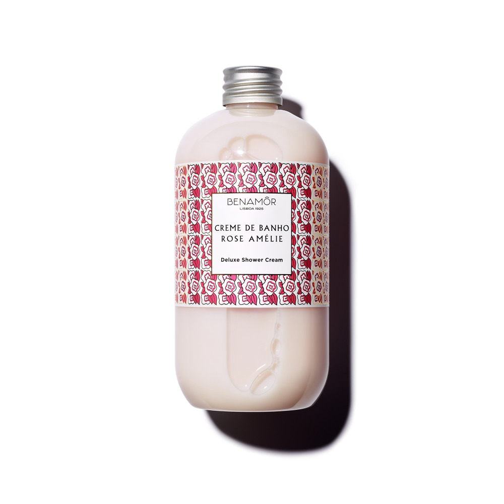 Benamôr Rose Amelie Deluxe Shower Cream 500ml