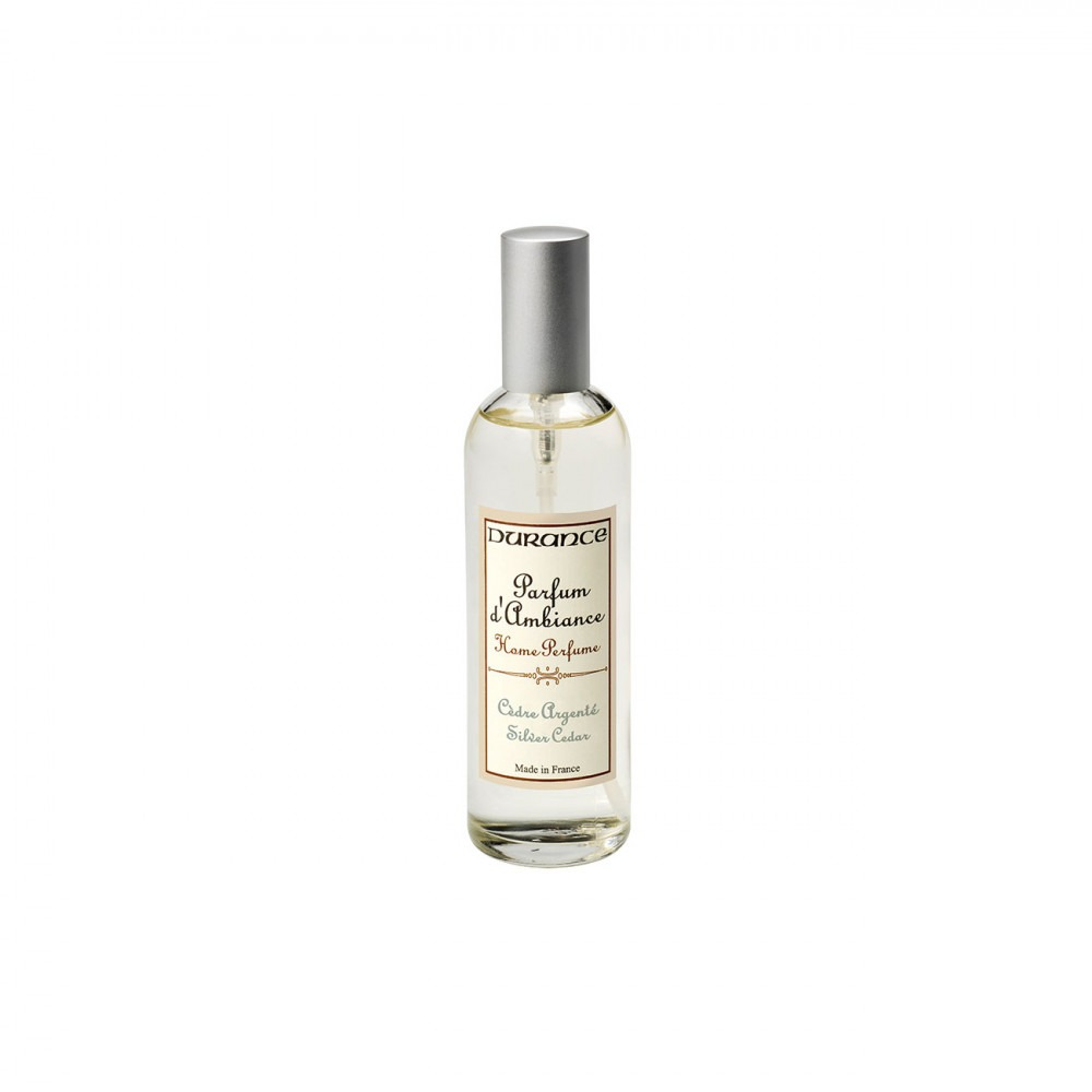 Durance Silver Cedar Room Spray 100ml