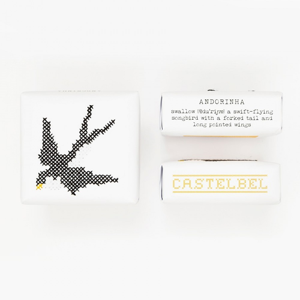 Castelbel Embroidery Soap Swallow