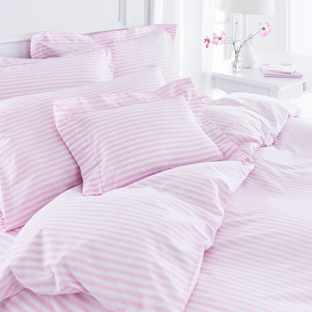 Classic Pink Candy Stripe