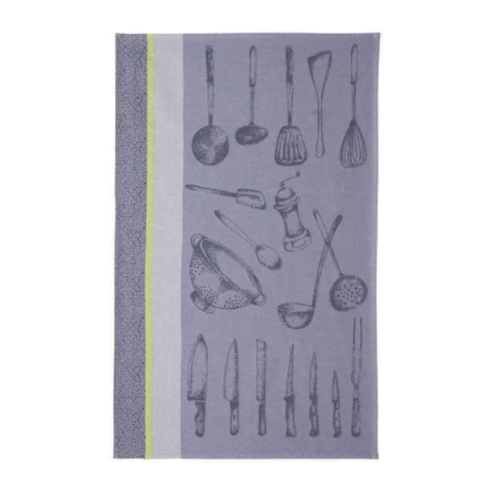 Pure Cotton French Tea Towel
