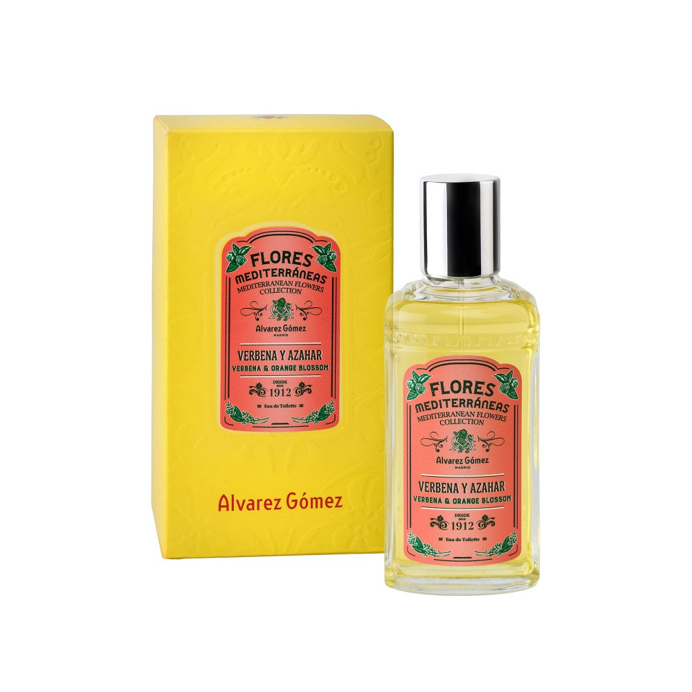 Alvarez Gomez EDT Verbena Orange Blossom