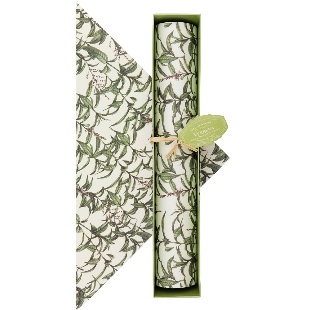 Castelbel Fragranced Drawer Liners – Verbena