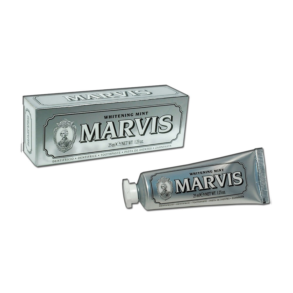 Marvis toothpaste whitening mint 25 ml