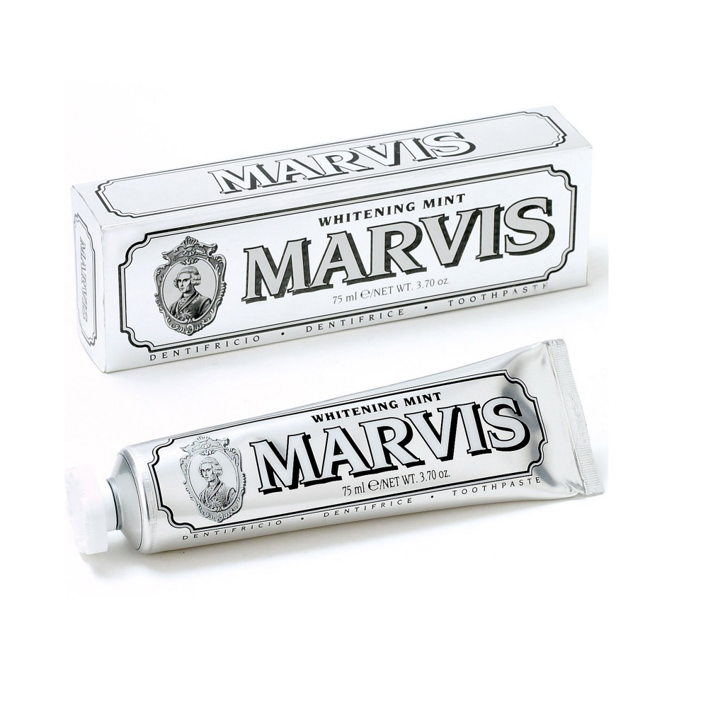 Marvis toothpaste whitening mint 75 ml