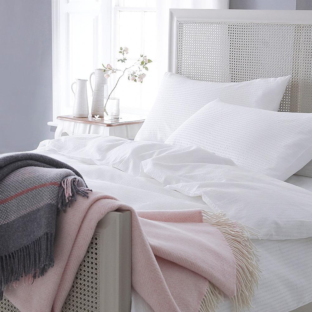 Children S Blue Candy Stripe Bed Linen