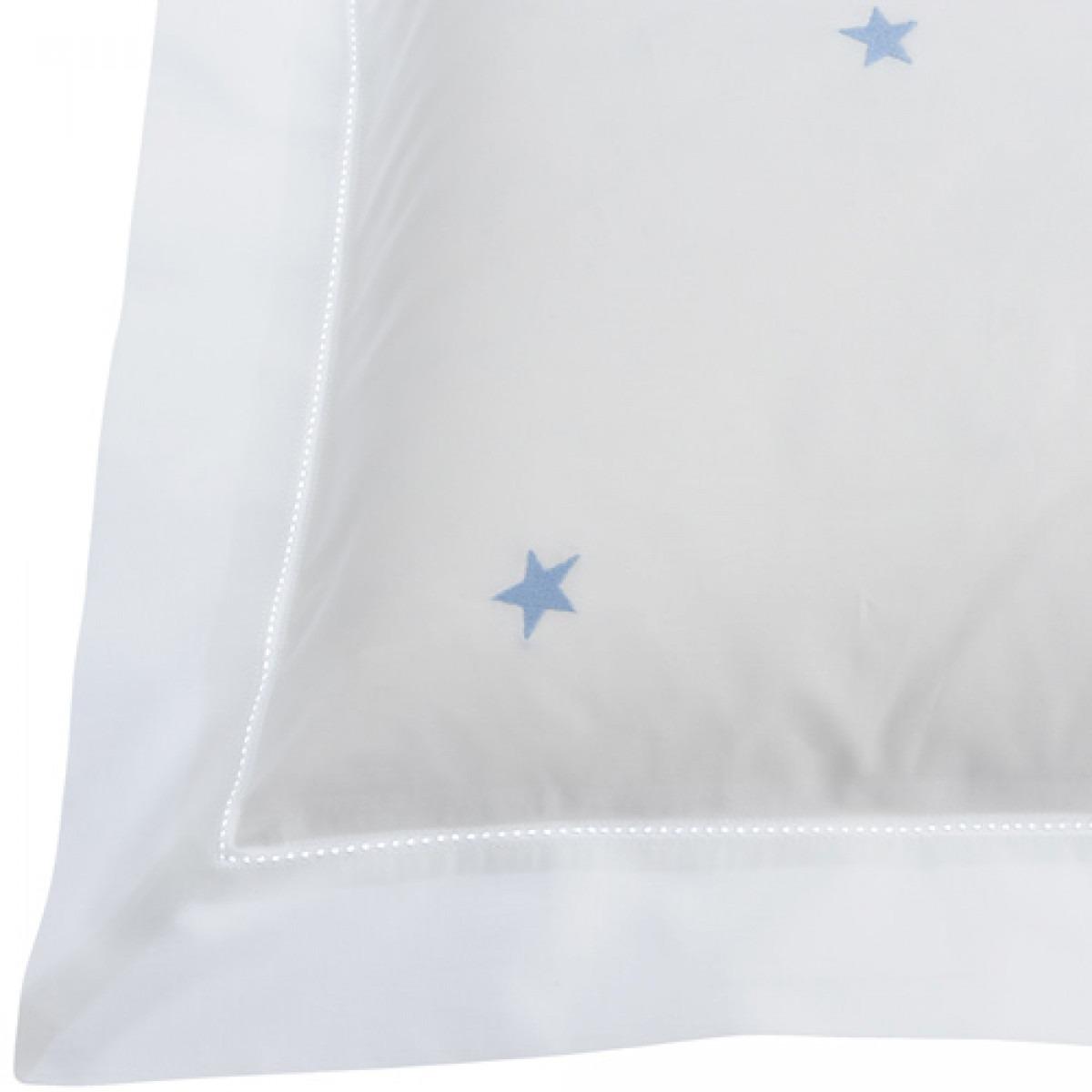 Children's Starry Embroidered Bedlinen