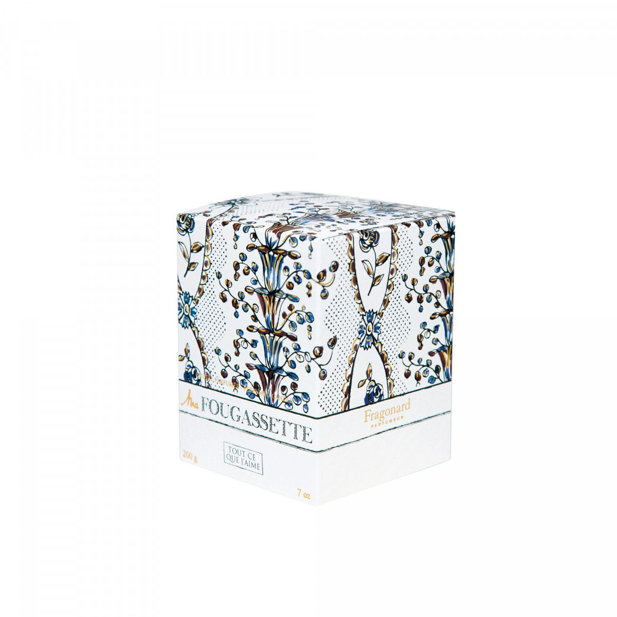 Fragonard Tout Ce Que J'aime Candle 200G – Ma Fougassette
