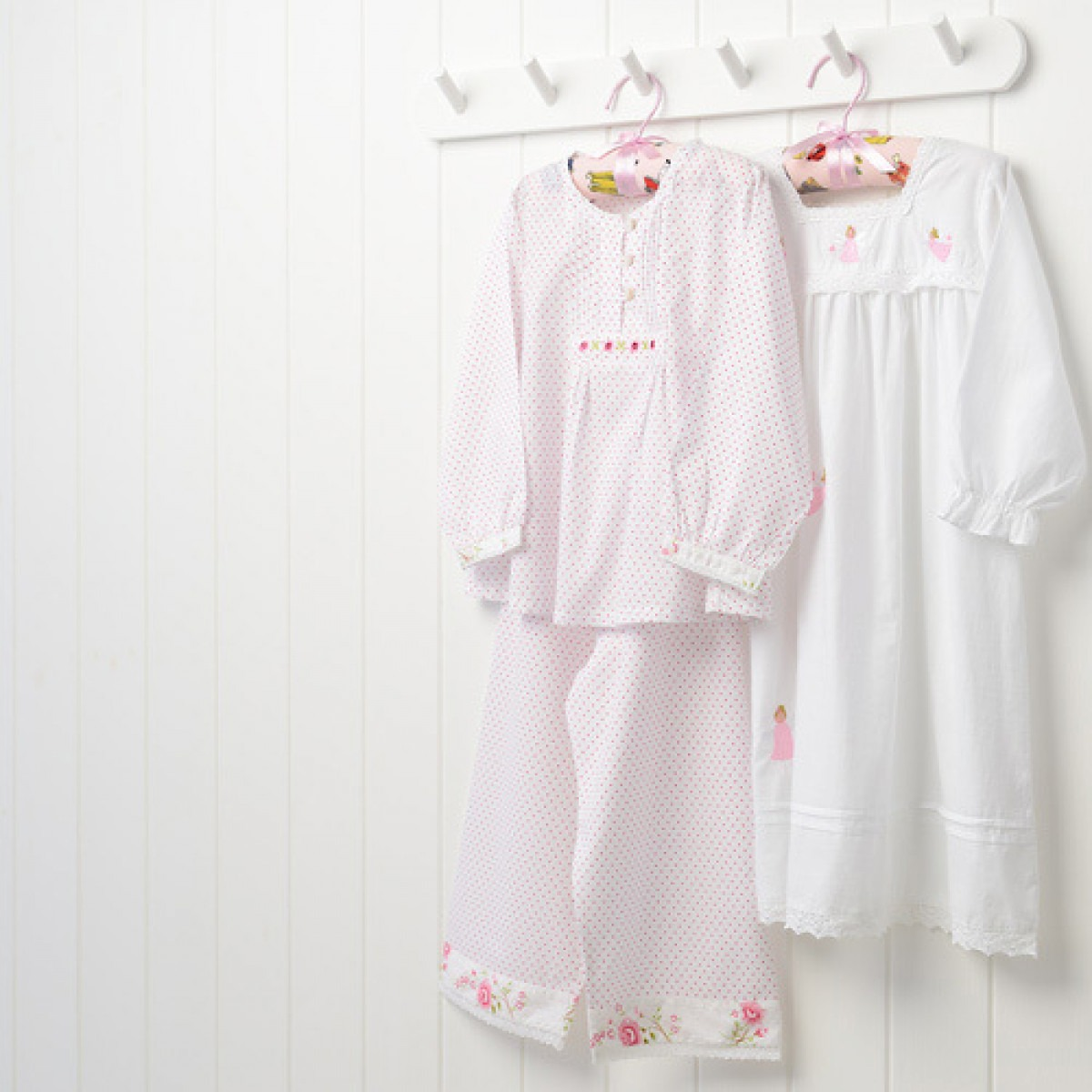Girls Fairies Nightdress 100% Cotton