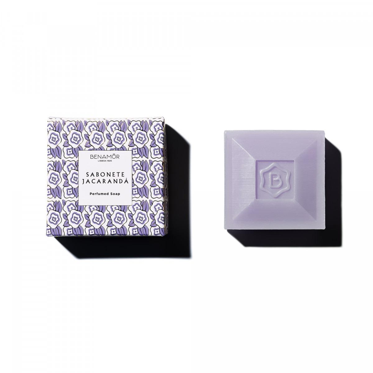 Benamôr Rose Amelie Original Soap 100g