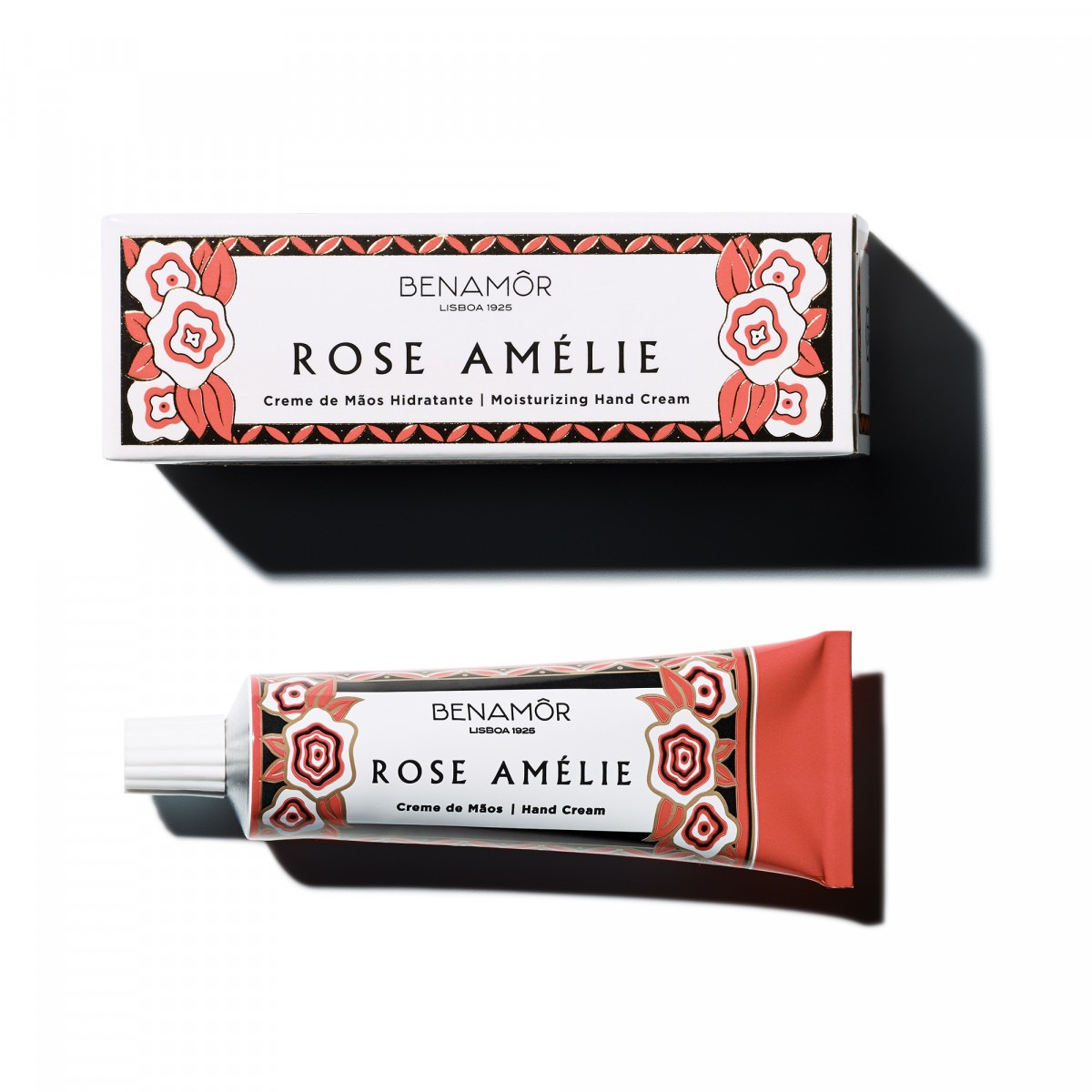 Benamor Rose Amelie Protective Hand Cream 30ml