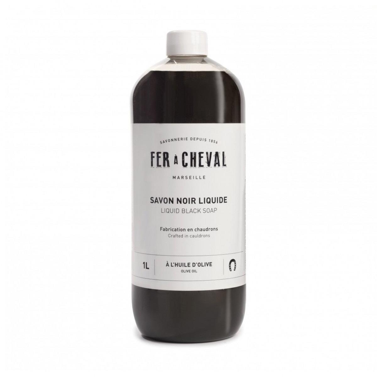 Fer a Cheval Liquid Black Soap 1 Litre