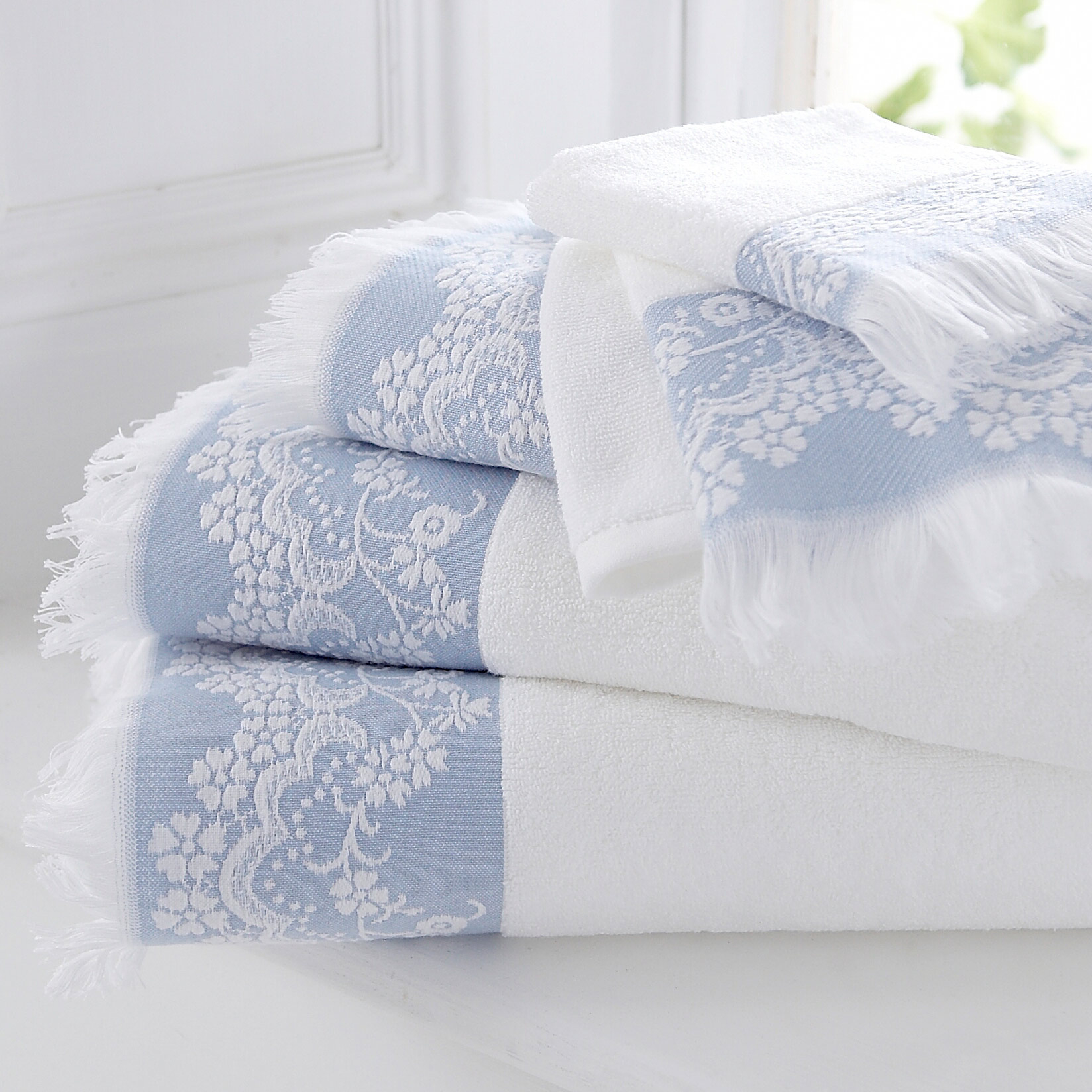 Riviera Cotton Towels