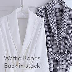 Waffle Robes