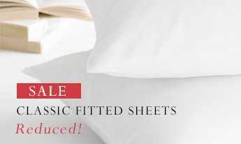 Pure Cotton Fitted Sheets