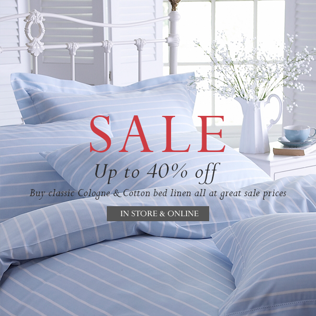Bed Line Sale Now On