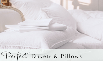 Perfect Duvets & Pillows